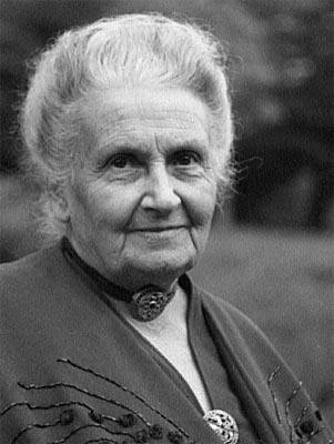 Ritratto di Maria Montessori