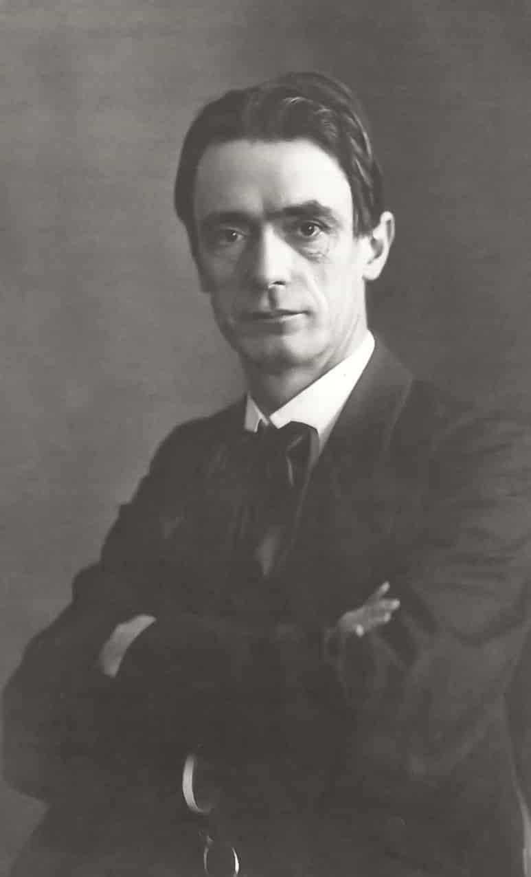 Ritratto di Rudolf Steiner