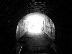 luce alla fine del tunnel; finamente il bambino dorme