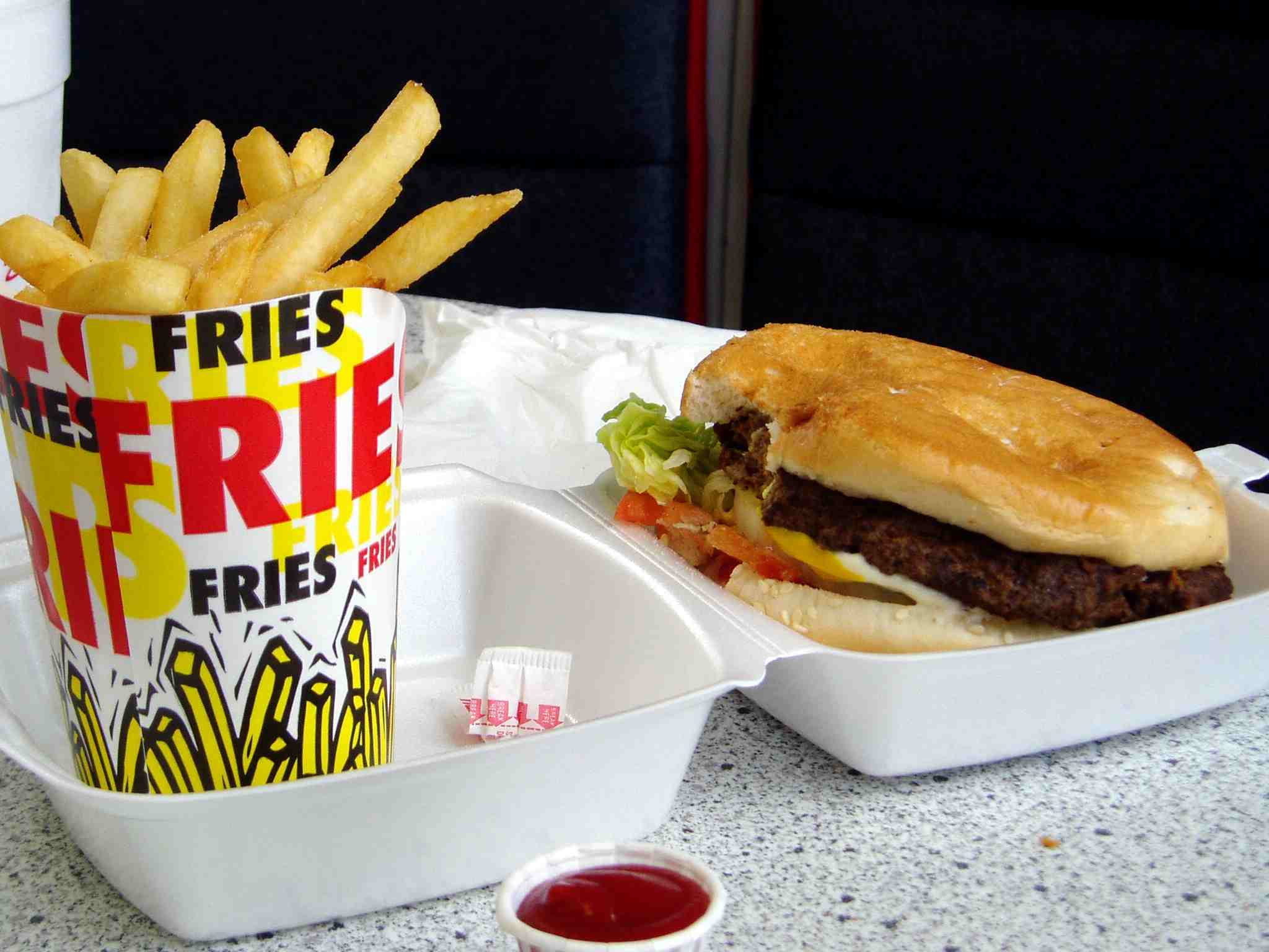 Fast food per l'autosvezzamento?