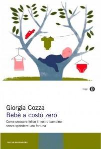 bebè a costo zero copertina chat con l'autrice Giorgia Cozza