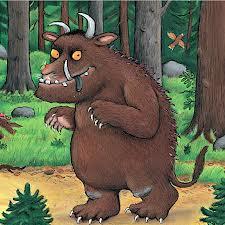 Gruffalo, A spasso con il mostro, Autosavezzamento