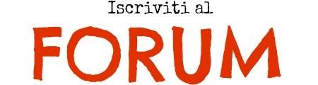Forum Autosvezzamento