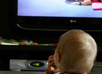 Mangiare davanti la TV, inappetenza