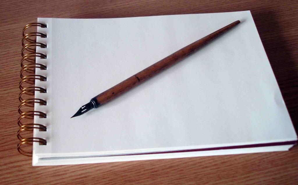 Carta e penna autosvezzamento