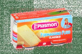 omogeneizzato formaggino Plasmon autosvezzamento