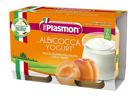 merenda yogurt svezzamento