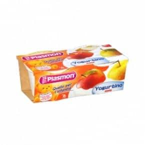 yogurtino mela Plasmon Autosvezzamento