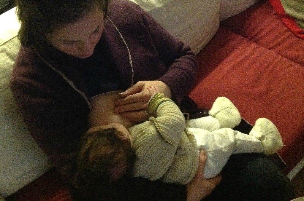 Allattamento, problemi ad allattare, riuscire ad allattare il secondo figlio, latte artificiale