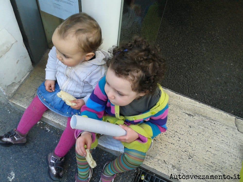 educazione, vivere serenemente, mangiare con i bambini