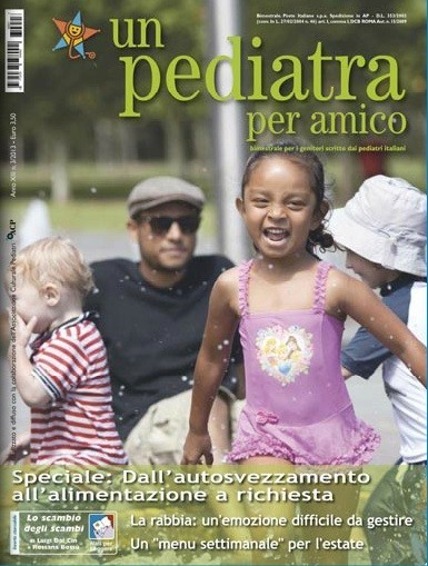 UPPA, un pediatra per amico, autosvezzamento, svezzamento, articolo, collaborazione,