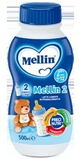 Latte di proseguimento Mellin