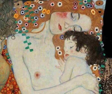 Amore tra madre e bambino