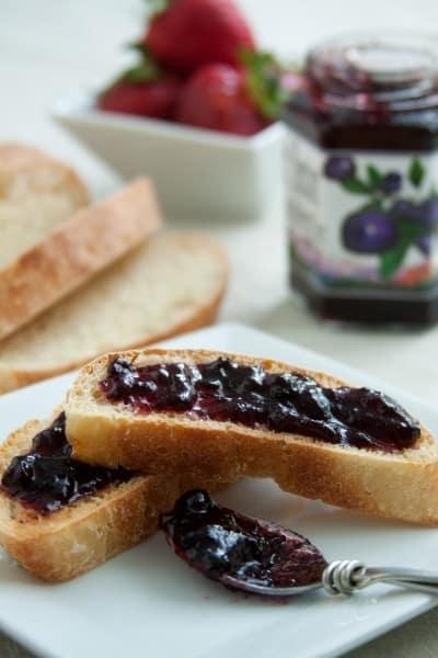 pane e marmellata migliore del baby food