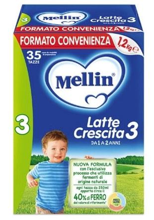 latte di crescita 3 non serve