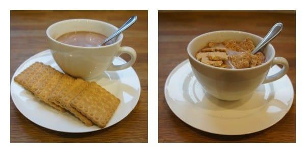 latte biscotti svezzamento