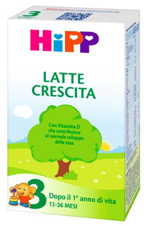 hipp latte 3 2021 claim pubblicitari