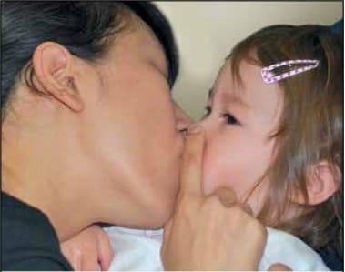 Ostruzione narici soffocamento bambini
