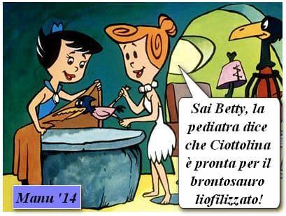 14. Wilma e Betty