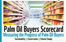 Consumo olio di palma sostenibile