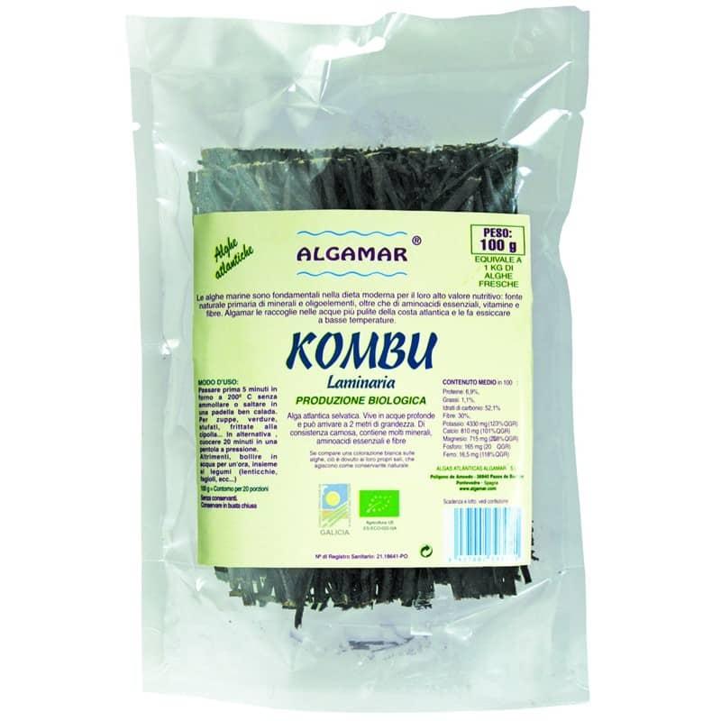 alga kombu iodio svezzamento