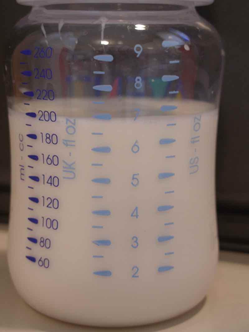 latte proseguimento inutile