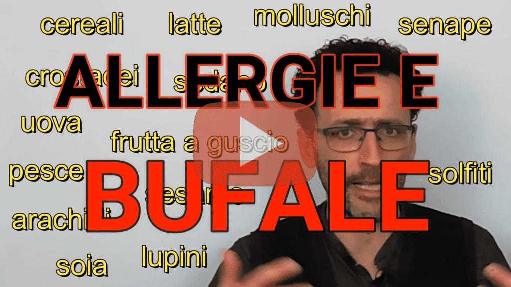 Allergie, svezzamento e bufale