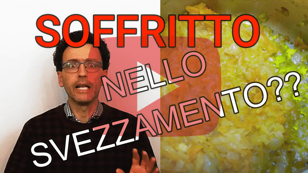 soffritto svezzamento video